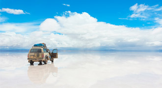Destinations in Bolivia