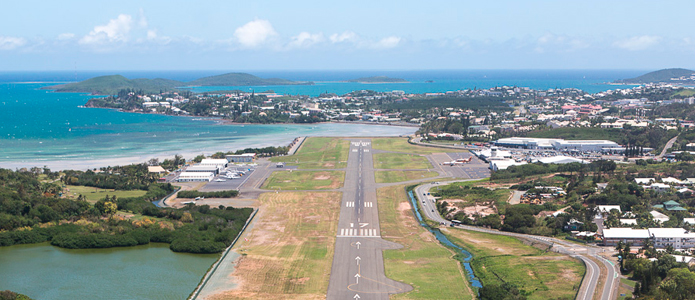 New Caledonia Airport