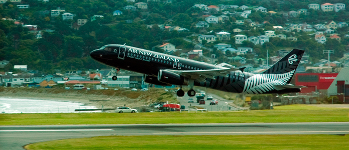 New Zealand Airport
