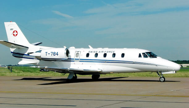 Cessna Citation X/Sovereign1